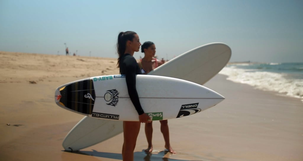 Meet the Girl Pro Surfer Who's Showing the Boys How It's Done