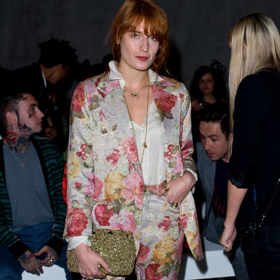 Ladies Lead the Way Front Row at the London Menswear Shows