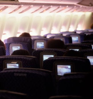 Do You Use Your Airline's In-Flight Entertainment?