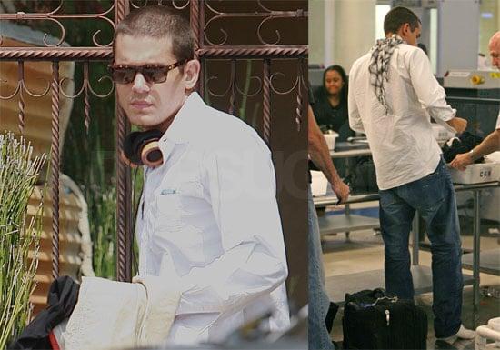 Photos of John Mayer After Split With Jennifer Aniston