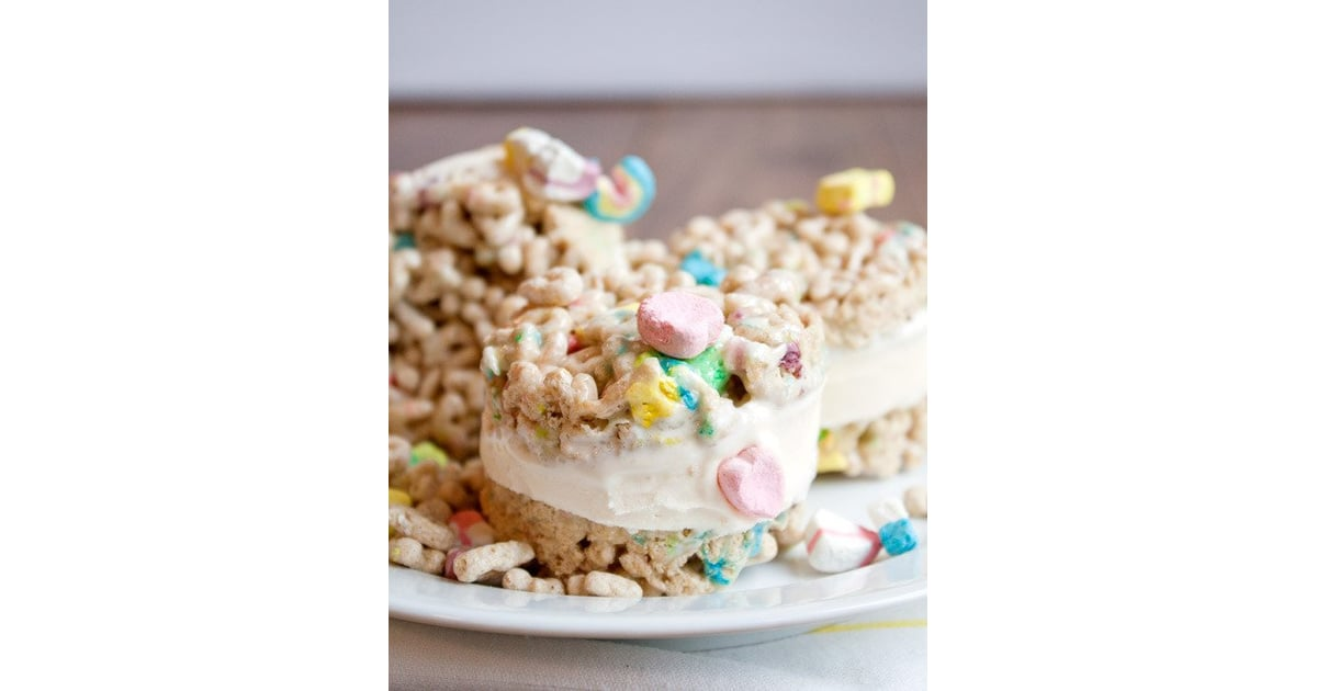 Lucky Charms Ice Cream Sandwiches | Hey, Sweet Tooth! 35 Kid-Approved ...