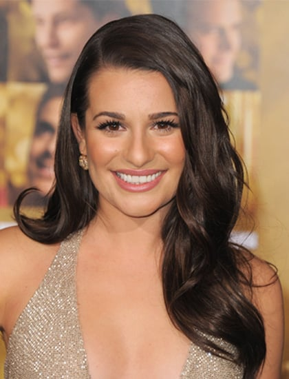 Recreate Glee's Lea Michele's Lustrous Waves From the New Year's Eve Premiere