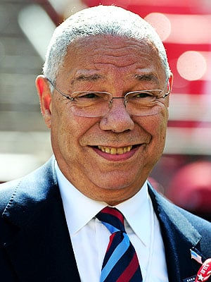 Colin Powell Posts 60-Year-Old Selfie: 'Eat Your Heart Out, Ellen!'
