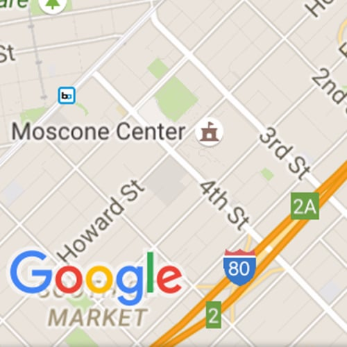 Google Maps Sharing Location