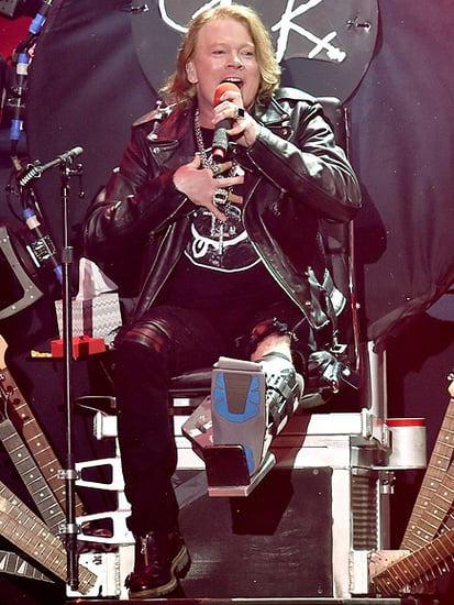 Axl Rose Replaces AC/DC's Brian Johnson on Vocals for Remainder of 'Rock or Bust' World Tour