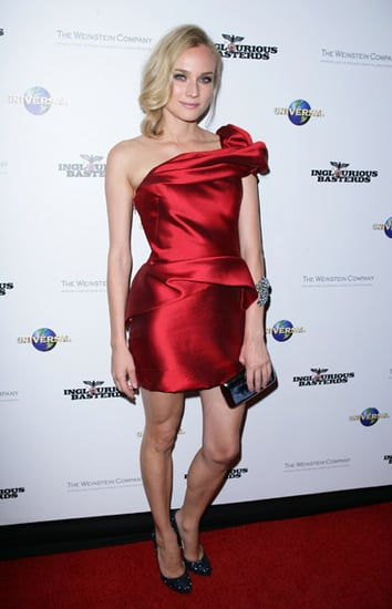 Photos of Inglourious Basterds Actress Diane Kruger