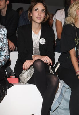 Exclusive Interview with Alexa Chung at Twenty8Twelve