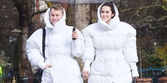The Ultimate Napping Coat Has FINALLY Arrived