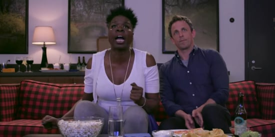 Leslie Jones Is All Of Us Watching 'Game Of Thrones'