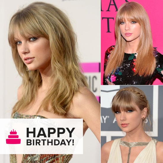 Happy 24th Birthday Taylor Swift!