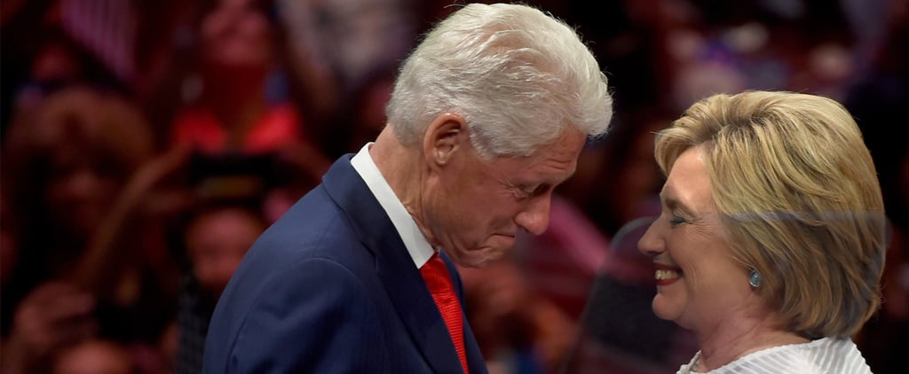 Bill Clinton Spills the Beans on the Embarrassing Way He Met Hillary Clinton