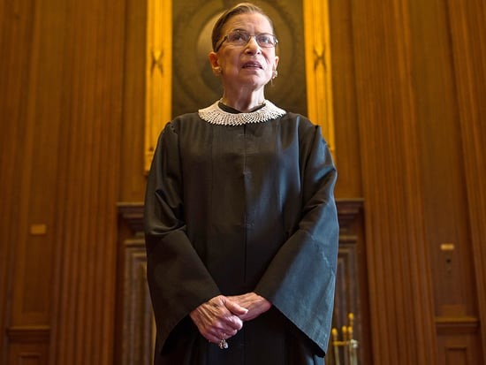 Supreme Court Justice Ruth Bader Ginsburg Apologizes for Criticizing Donald Trump