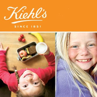 Shop at Kiehl's to Help Hungry Kids