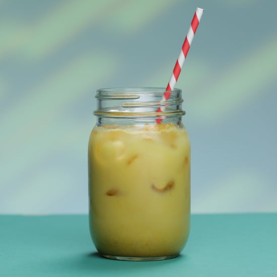 Iced Golden Milk Recipe