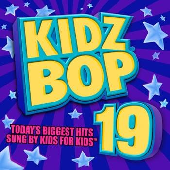 Review of Kidz Bop 19 CD