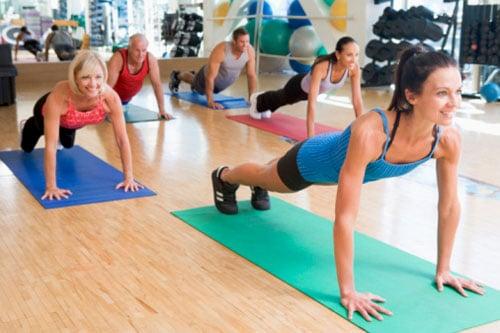 Price of Fitness Classes