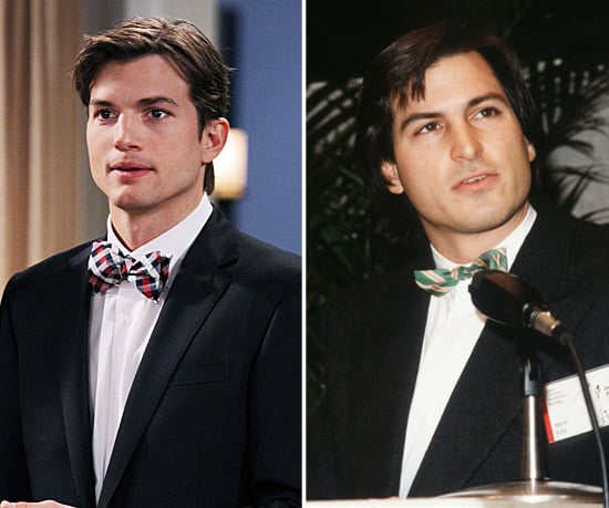 Ashton Kutcher Playing Steve Jobs