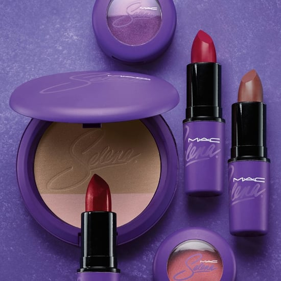 Here's a Sneak Peek at More Products From the Selena x MAC Collection — You Might Want to Sit Down