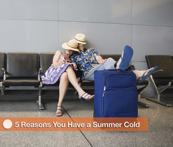Ways to Prevent a Summer Cold or Flu