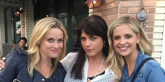 Reese Witherspoon, Sarah Michelle Gellar And Selma Blair Had The Best 'Cruel Intentions' Reunion