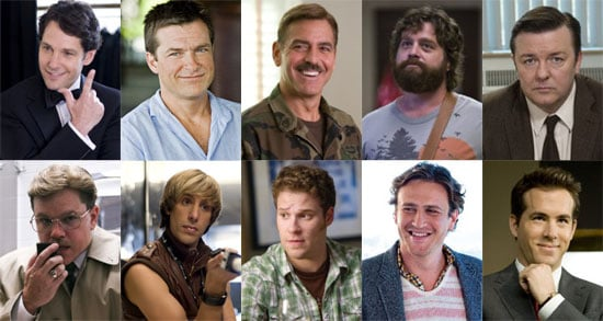 Who Is the Best Comedic Actor of 2009?