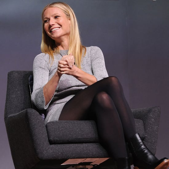 Gwyneth Paltrow Talks Conscious Uncoupling November 2015