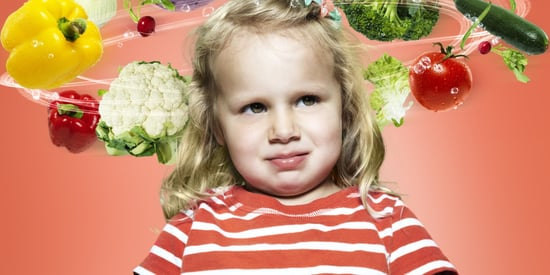 Toddler Gets Out Of Eating Veggies In Fiendishly Clever Way