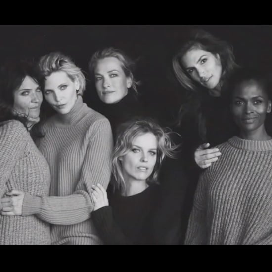 The Epic Supermodel Reunion Video You Need To See