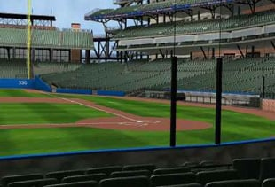 View Your Stadium Seat in 3D