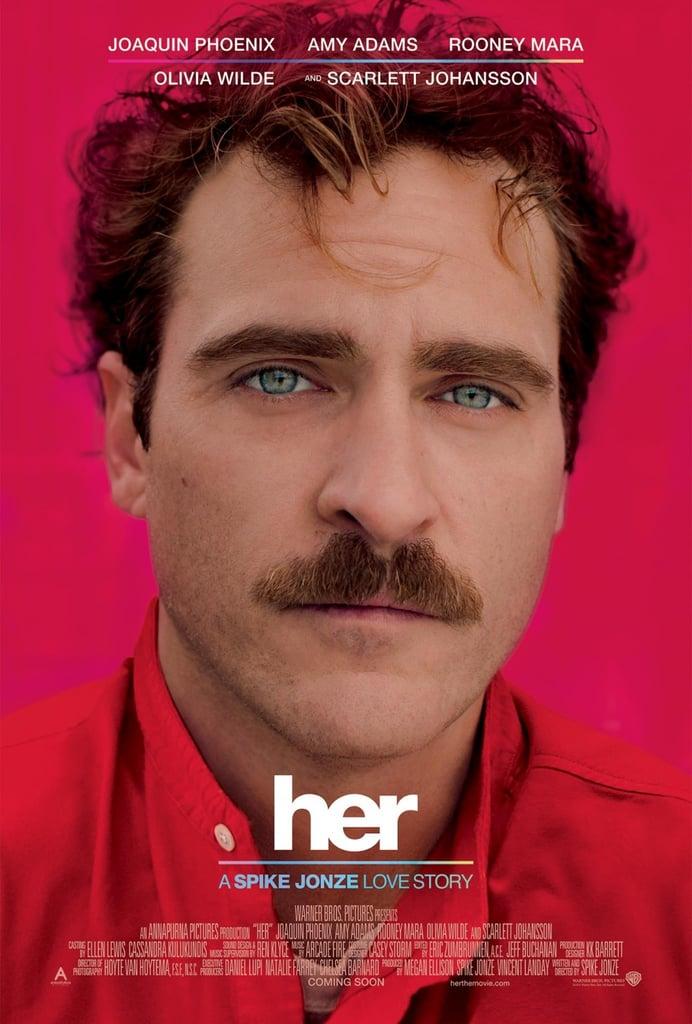Best Original Screenplay: Her