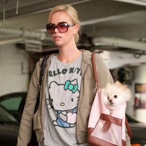 Young Adult Trailer With Charlize Theron