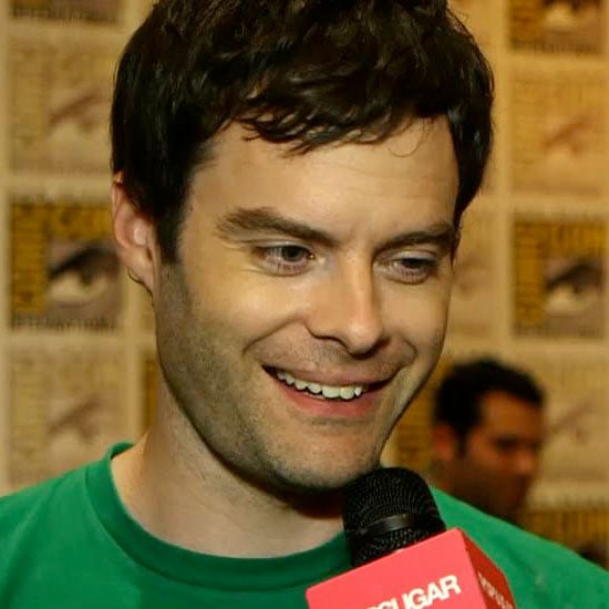 Bill Hader Interview About Leaving SNL