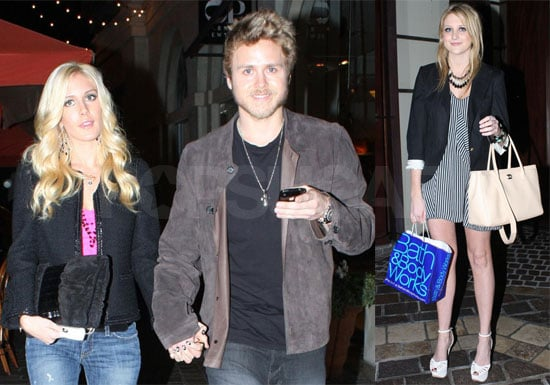 Photos of Heidi Montag, Spencer Pratt, and Stephanie Pratt in LA