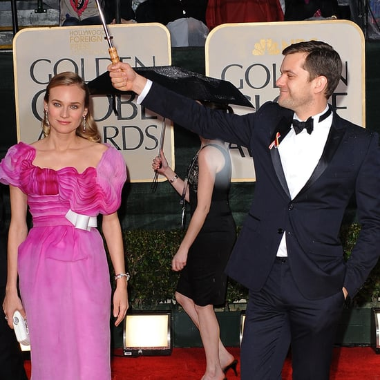 Diane Kruger and Joshua Jackson's Cute Moments | Video