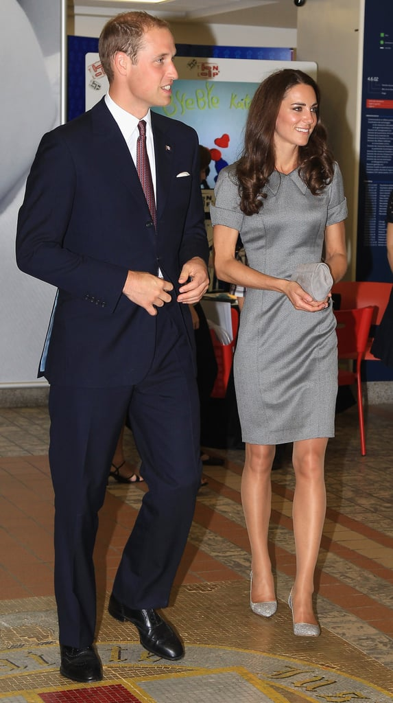 Kate Middleton and Prince William Symbolize Their Love With a Tree in Canada