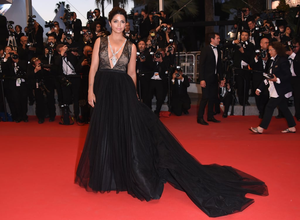 In May 2015 at the Sea of Trees Premiere in Cannes
