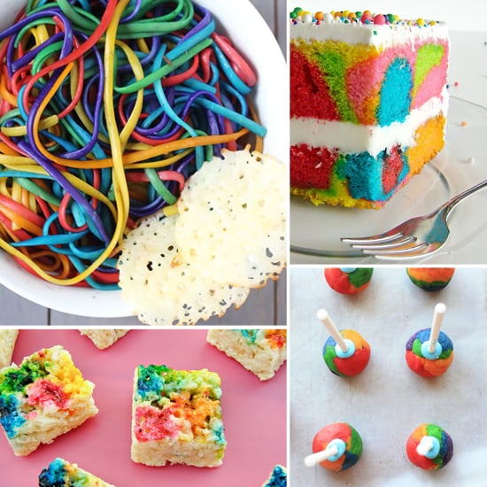 Tie-Dye and Treats — Everything Your Toddler Loves in One Bowl!