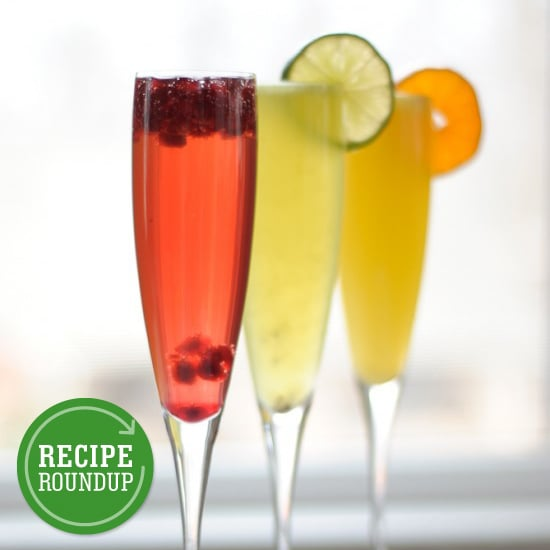 6 Champagne Cocktails For the Holidays