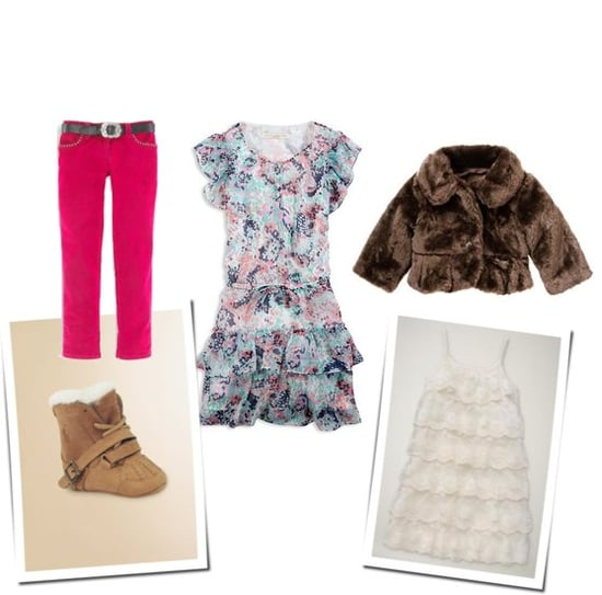 Clothes For Little Girls Inspired by New York Fashion Week