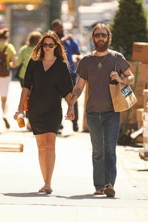 Chris Robinson Expecting Another Baby