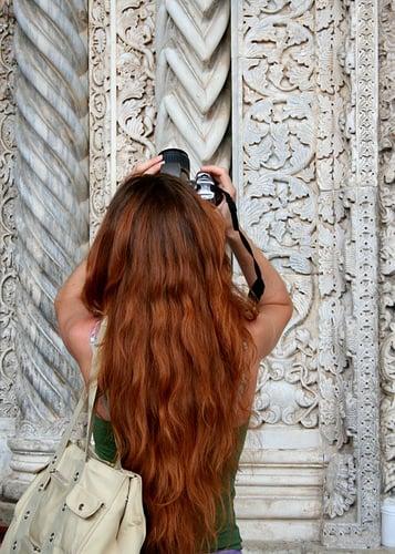 Red Rapunzel