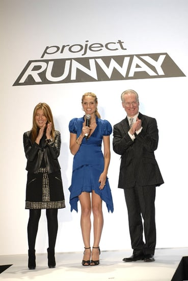 Sneak Peek! Project Runway Season 4 Runway Show