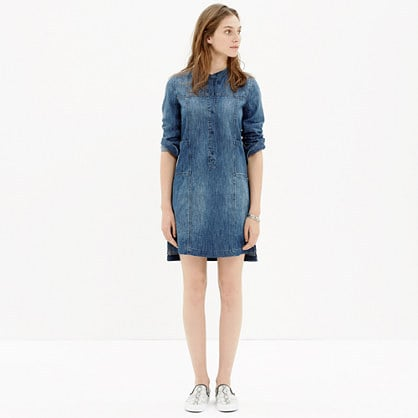 Madewell Denim Dress