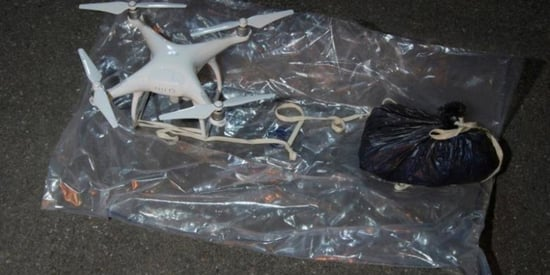 Need Drugs In Jail? Try Using A Drone
