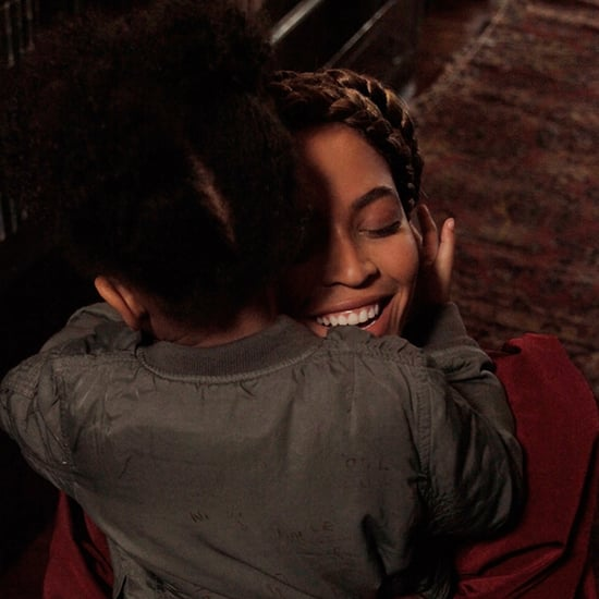 "Beyonce and Blue Ivy Behind-the-Scenes ""Formation"" Pictures"