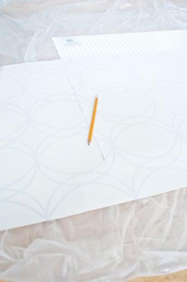 DIY Wallpaper Panels