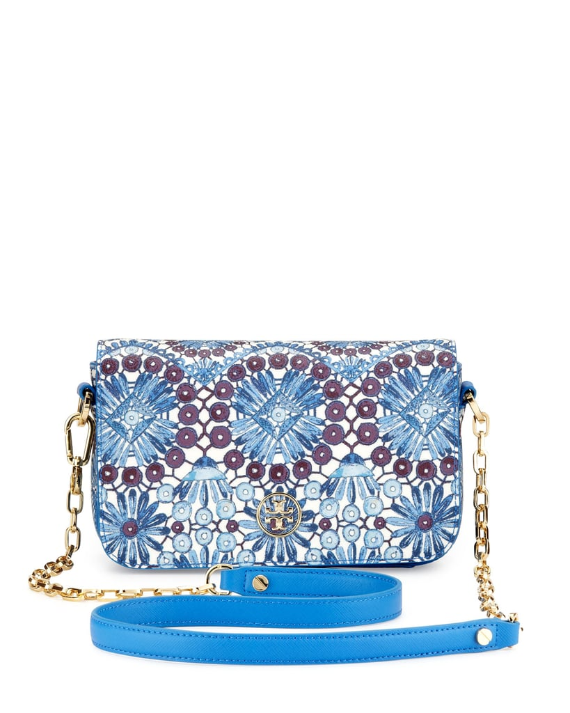 Tory Burch Floral-Print Handbag