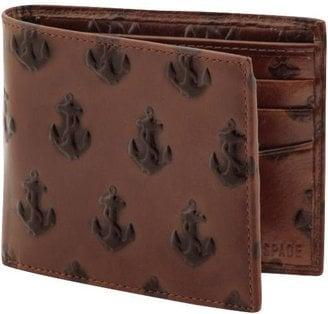 Jack Spade Embossed Anchor Bill Holder ($125)