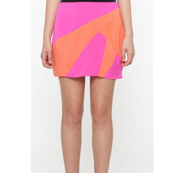 I'm addicted to black clothing, but I've decided 2013 is the year of colour. I love neon brights and summer shades, so this Camilla and Marc number is perfectly in line with my style goals. — Genevieve, associate editor Skirt, $299, Camilla and Marc at The Iconic