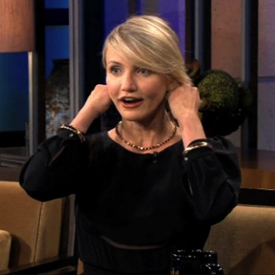 Cameron Diaz on Turning 40 and Haircut (Video)
